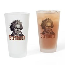 Beethoven-1 Drinking Glass
