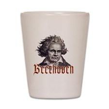 Beethoven-1 Shot Glass
