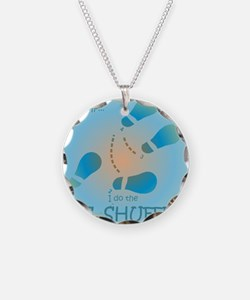 10x10 MS Shuffle Necklace Circle Charm