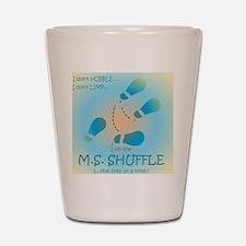 10x10 MS Shuffle Shot Glass