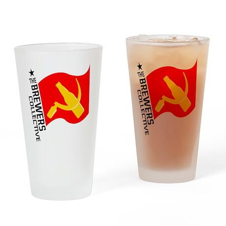 BC_Logo Drinking Glass