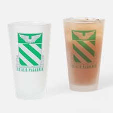 1, 2-3RD AVIATION RGT Drinking Glass