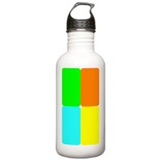 Tech Hampton Logo Huge Water Bottle