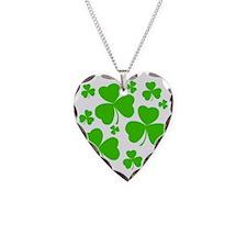 irish clover3 Necklace