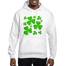irish clover3 Hoodie