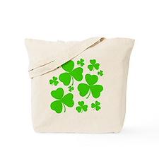 irish clover3 Tote Bag