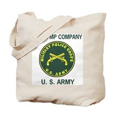 747th Military Police Co Tote Bag