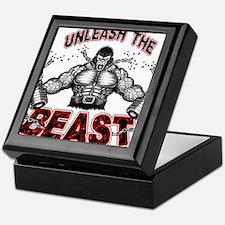 Unleash The Beast Keepsake Box