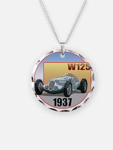 w125-C8trans Necklace