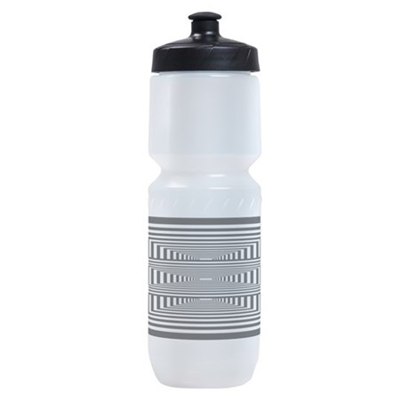 Optical Illusion Rectangles Sports Bottle