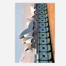 (11p) Sydney Opera House  Postcards (Package of 8)