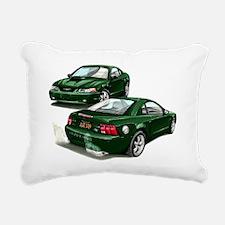 bullitt Rectangular Canvas Pillow