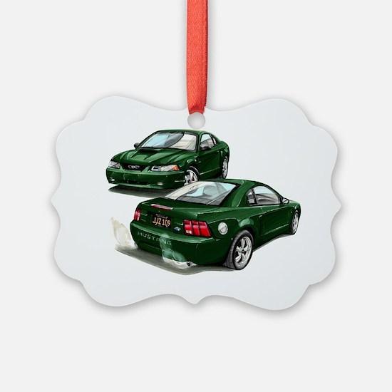 bullitt Ornament