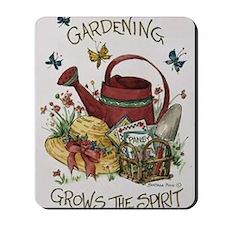 Gardening 1 Mousepad