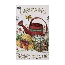 Gardening 1 Decal