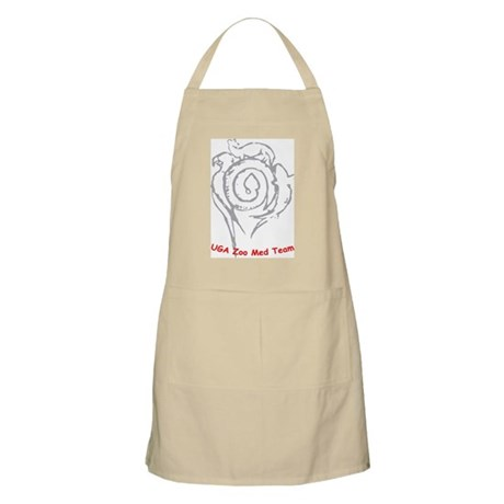Exotic pet Logo Apron
