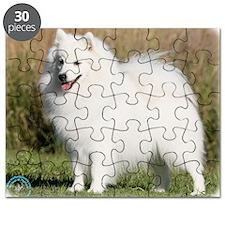 Japanese Spitz 9Y576D-261 Puzzle