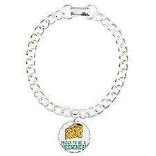 Cheesehead Bracelet
