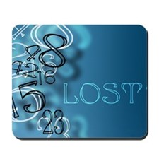 Lost? Mousepad