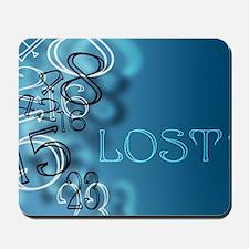 Lost? Mousepad