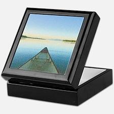 Lake 1 - Ipad Case2 Keepsake Box