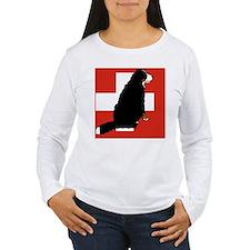 Sitting Bernese Mounta T-Shirt