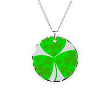 irish clover4 Necklace