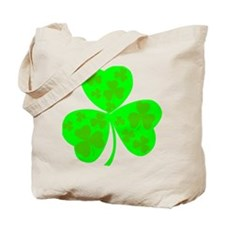 irish clover4 Tote Bag