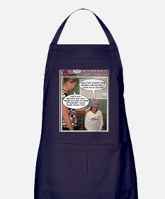 2-Point Of View Apron (dark)