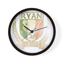 RYANIRISHCREST Wall Clock