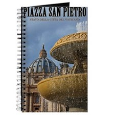 St Peters Square Fountain Journal