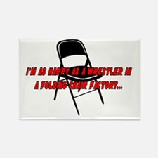 chair Rectangle Magnet