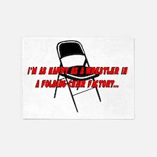 chair 5'x7'Area Rug