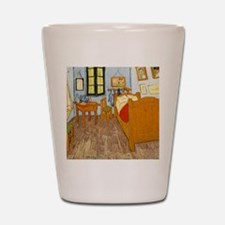 Vincents Room Shot Glass