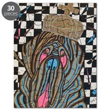 stephanies dogs 007 Puzzle