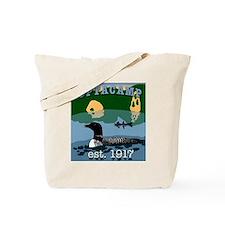 uptacamp Tote Bag