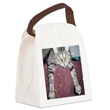 025_25 Canvas Lunch Bag