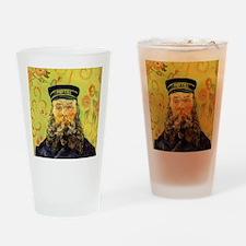 Joseph Etienne Roulin (Postman) Drinking Glass