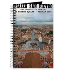 Vatican City - St Peters Square Journal