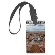 Vatican City - St Peters Square Luggage Tag