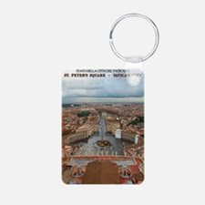 Vatican City - St Peters S Keychains