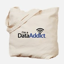 Data Addict Tote Bag
