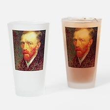 Self-Portrait (1887) Drinking Glass