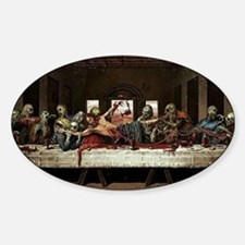 last supper Decal