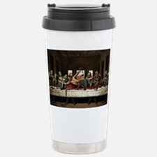 last supper Stainless Steel Travel Mug