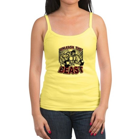 Unleash The Beast 2 Jr. Spaghetti Tank