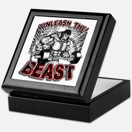 Unleash The Beast 2 Keepsake Box