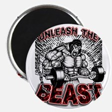 Unleash The Beast 2 Magnet