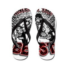 Unleash The Beast 2 Flip Flops