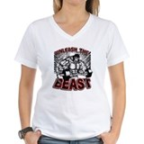 Bodybuilding Womens V-Neck T-shirts